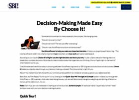 chooseit.sitesell.com