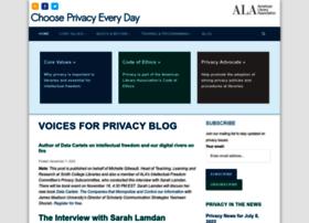 chooseprivacyweek.org