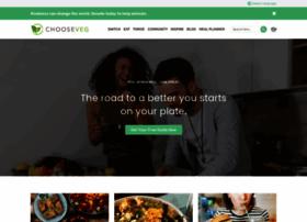 chooseveg.com