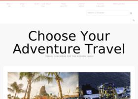 chooseyouradventuretravel.com