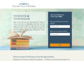 chooseyourpublisher.com