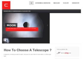 chooseyourtelescope.com
