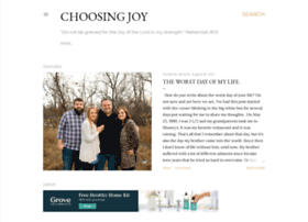 choosing-joy.com