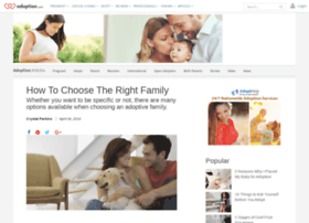choosing.adoption.com