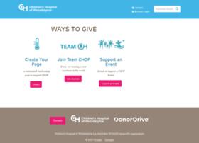 chop.donordrive.com