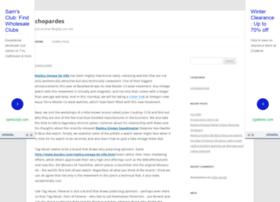 chopardes.blogrip.com