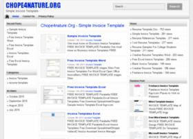 chope4nature.org