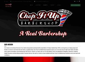 chopitupbarbershop.com