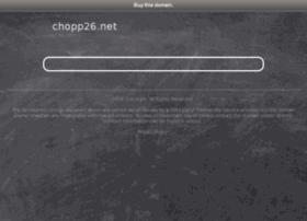 chopp26.net