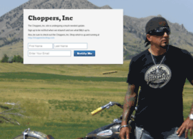 choppersinc.com