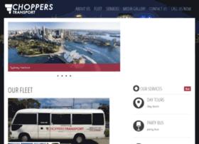 chopperstransport.com.au