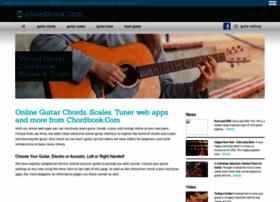 chordbook.com