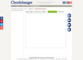 chordchanger.com