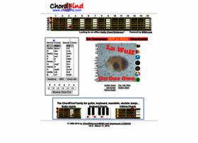 chordfind.com