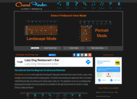 Chordfinder.com