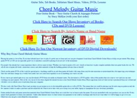Chordmelody.com