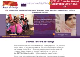 chordsofcourage.org