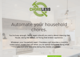 choreless.com