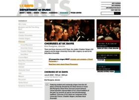 chorus.ucdavis.edu