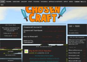 chosencraft.com