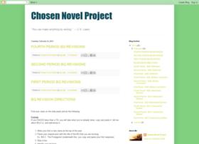 chosennovelproject.blogspot.fr