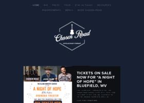 chosenroadmusic.com