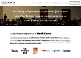 chosonexchange.org