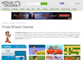 chota-bheemgames.com