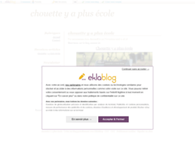 chouetteyaplusecole.eklablog.com