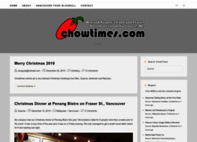 chowtimes.com