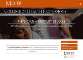 chp.mercer.edu