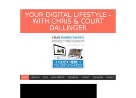 chrisandcourtneydallinger.com