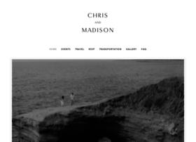 chrisandmadison.com