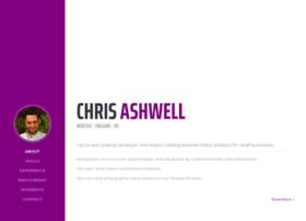 chrisashwell.co.uk
