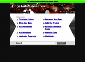 chrisautosales.com