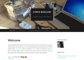 chrisbarlow.wordpress.com