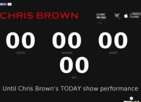 chrisbrowntoday.chrisbrownworld.com