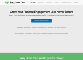 chrisducker.smartpodcastplayer.com
