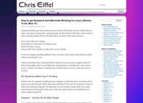 chriseiffel.com