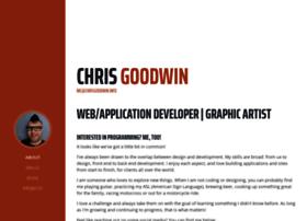 chrisgoodwin.info