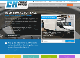 chrishodgetrucks.co.uk