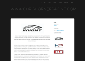 chrishornerracing.com