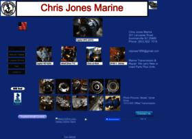 chrisjonesmarine.com