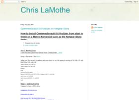 chrislamothe.blogspot.co.uk