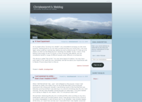 chrislewismh.wordpress.com