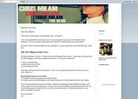 chrismilam.blogspot.nl