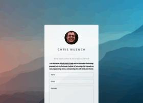 chrismuench.com