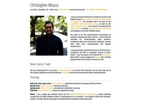 chrismusco.com