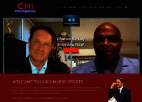 chrismyerssports.com