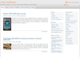 chrissoftware.com